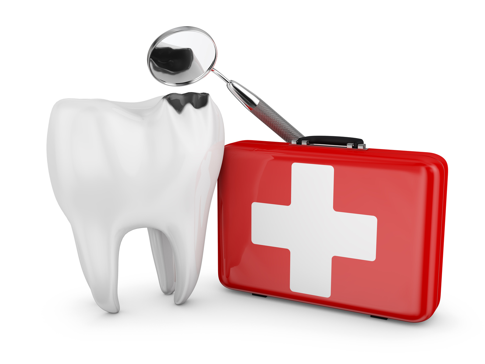 injury caused dental emergency | fresh dental smile clinic